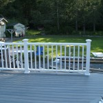 composite decking/composite railings
