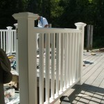 new composite railings