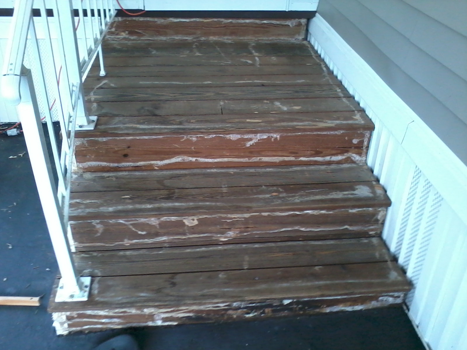 Exceptionnel A 1 Interior Systems Deck Resurfacing Refinishing