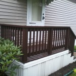 resurface deck and railings